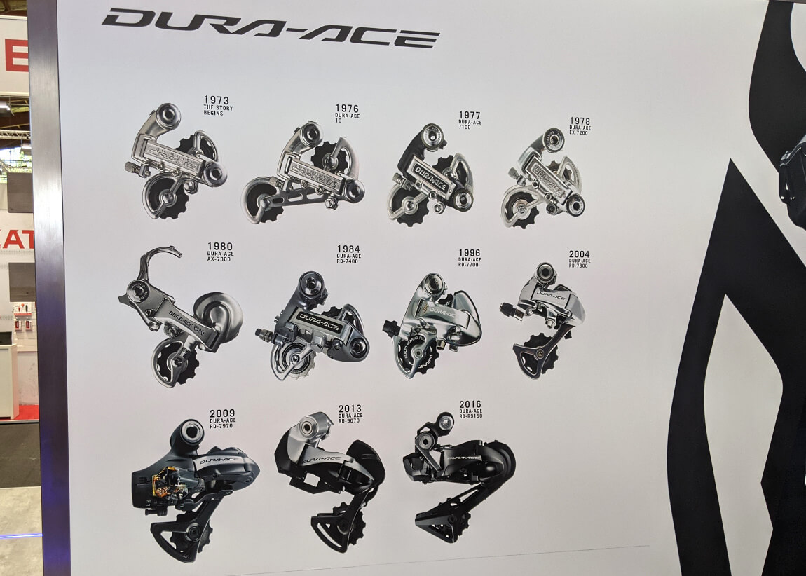 Where they had this nice dura-ace poster