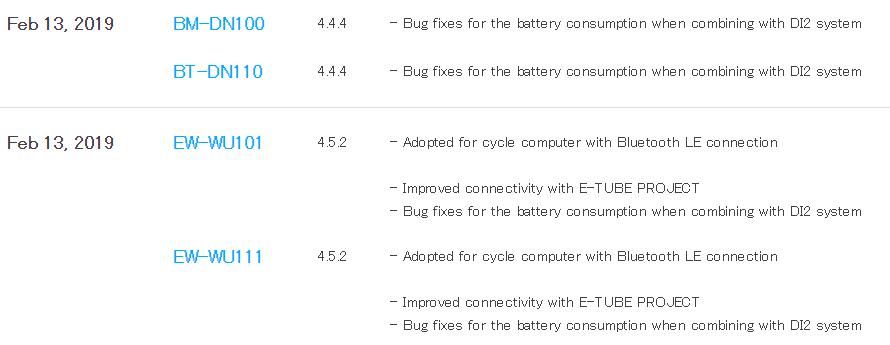 battery drain firmware update
