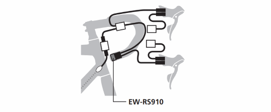 Building a Di2 bike - junction A RS910