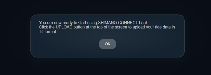 Connect lab start uploading
