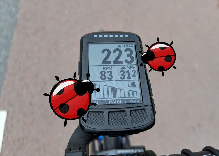 Image for Wahoo / D-fly users - missing Di2 gearing data? It's not just you