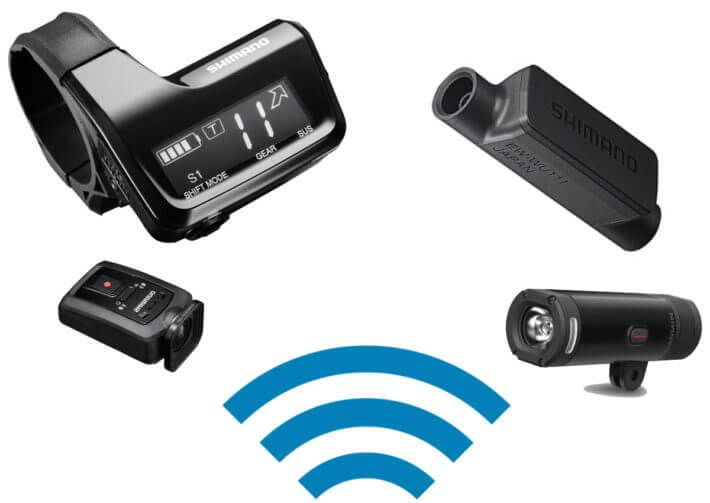 Image for Wireless Unit / Information Display – why get a D-Fly