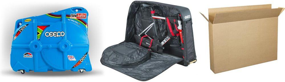 Bike boxes