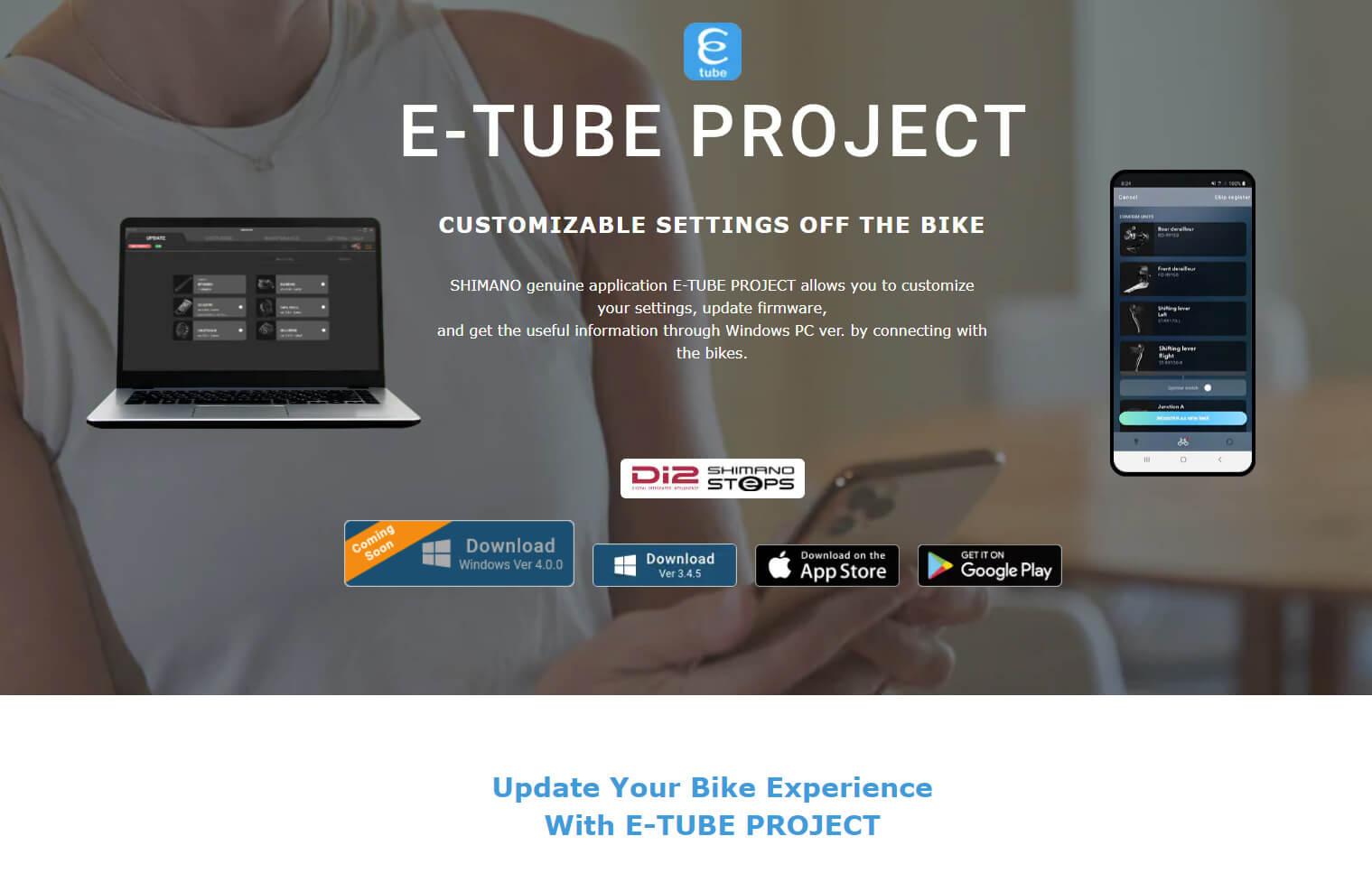 E-Tube for Wnidows