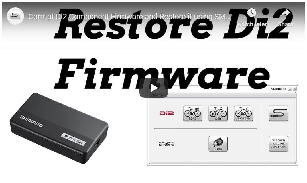 firmware update youtube video