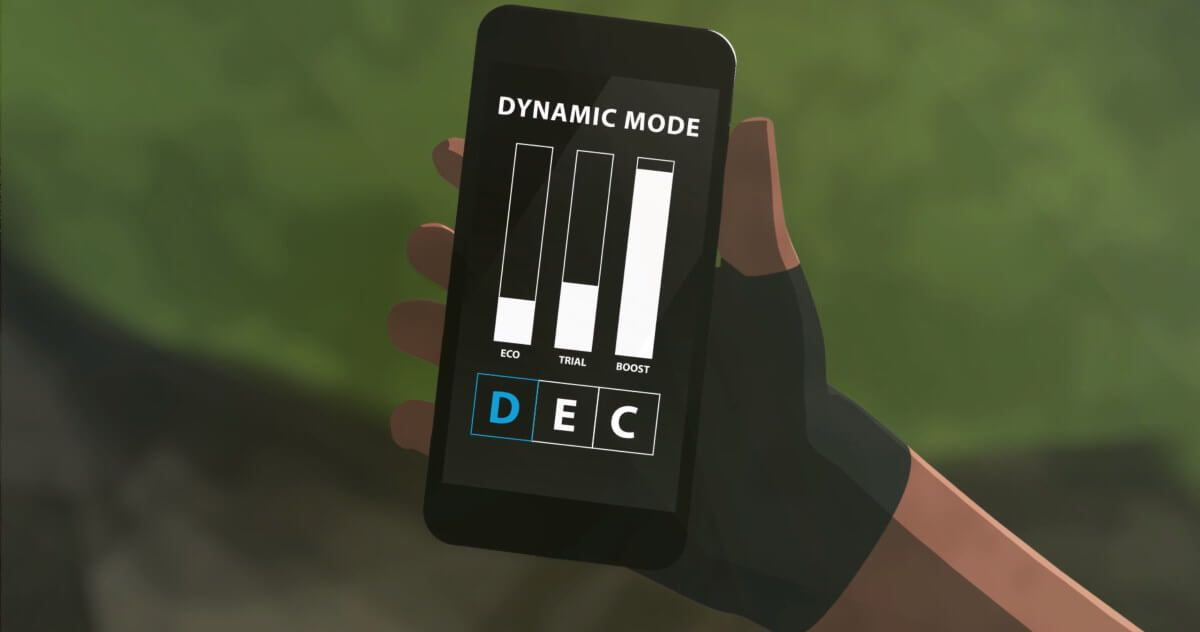 STEPS dynamic assist mode