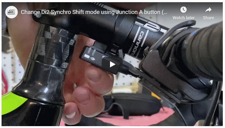 synchronized shift video on youtube