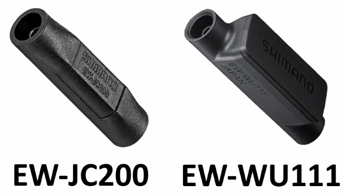 Comparison of EW-JC200 and EW-WU111