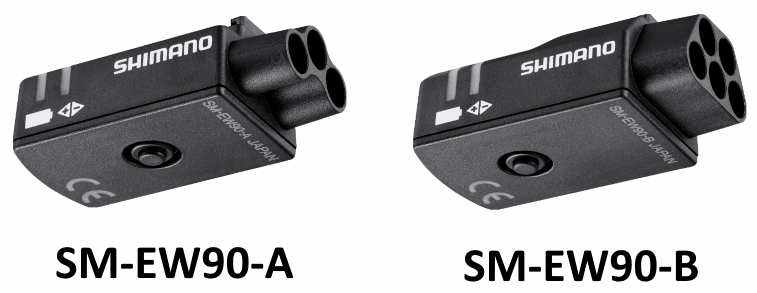 SM-EW90-A and SM-EW90-B junctions